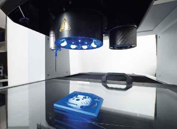 METRO LOGIX - Technicien Mesures Contrôles 3D (H/F)