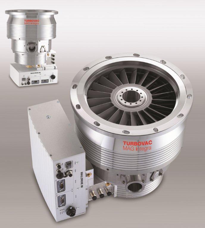 LEYBOLD FRANCE - Pompe à vide turbomoléculaire à paliers magnétiques