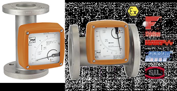 KOBOLD INSTRUMENTATION - BGN / BGF : débitmètre à flotteur tout métal