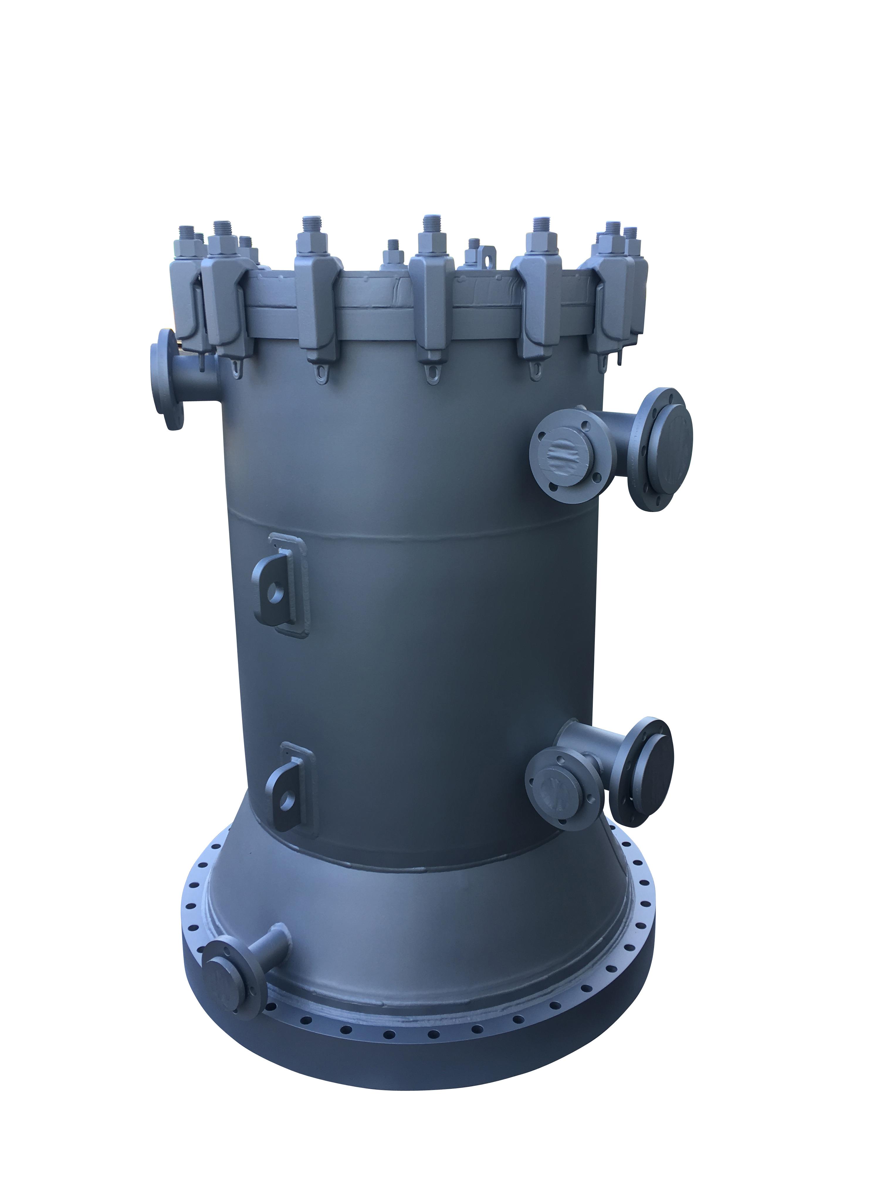 NEXSON GROUP - Echangeur spiralé Type 2 - Application Bi-phasique - Condenseur/Evaporateur