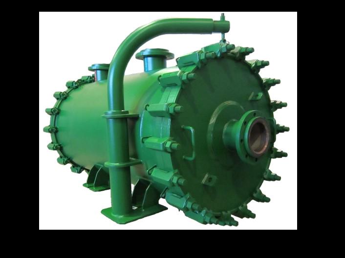 NEXSON GROUP - Echangeur spiralé Type 3 - Réchauffeur de vapeur