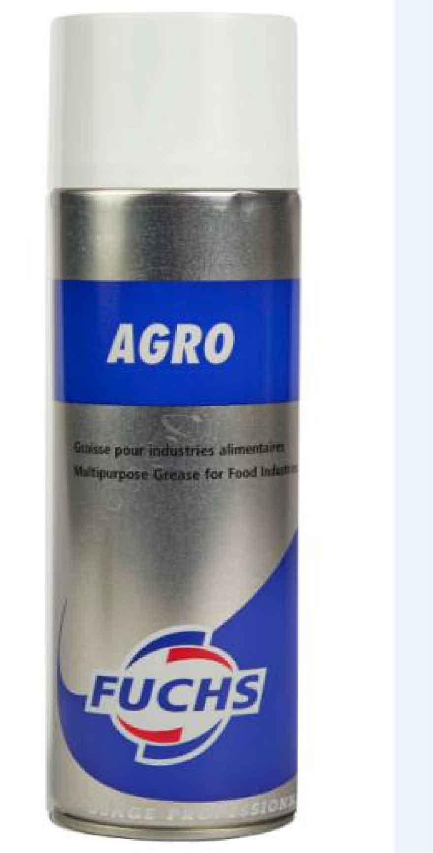 FUCHS LUBRIFIANT FRANCE - AEROSOL AGRO
