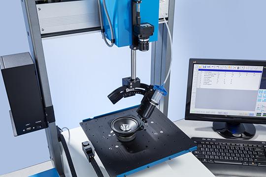Dosage 2000 - Robot / Table Robotisée de Dosage 4 Axes avec Système de Vision