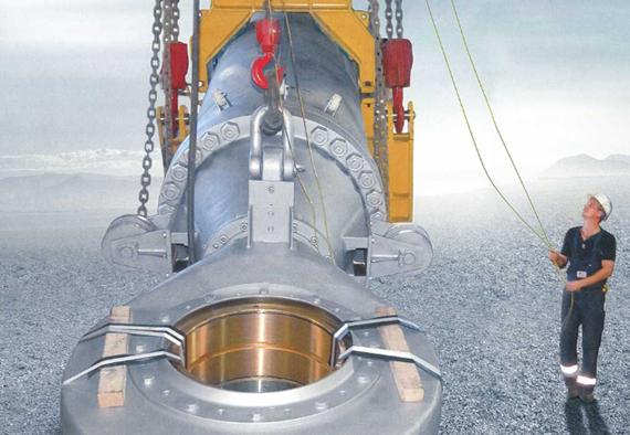 MONTANHYDRAULIK - Réparation et fabrication de vérins hydrauliques