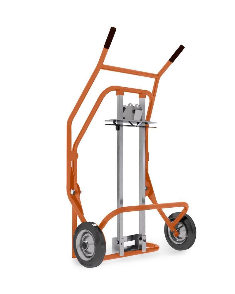 DENIOS - Chariot pour fûts SecuComfort