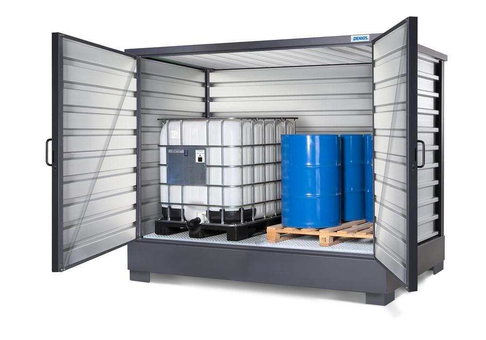 DENIOS - Box de stockage compact, SolidMaxx