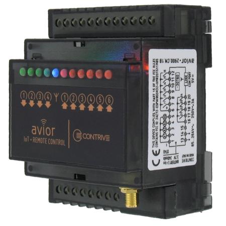 2 AR GROUPE - AVIOR - Transmetteur d'alarmes