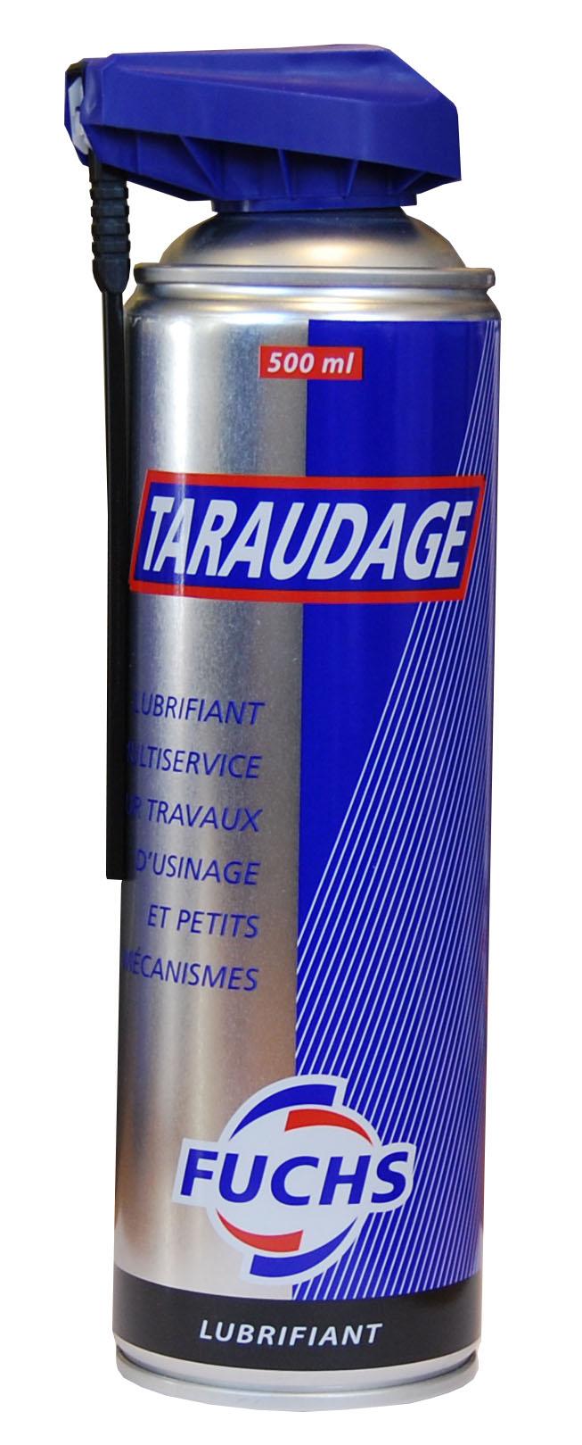 FUCHS LUBRIFIANT - AEROSOL TARAUDAGE