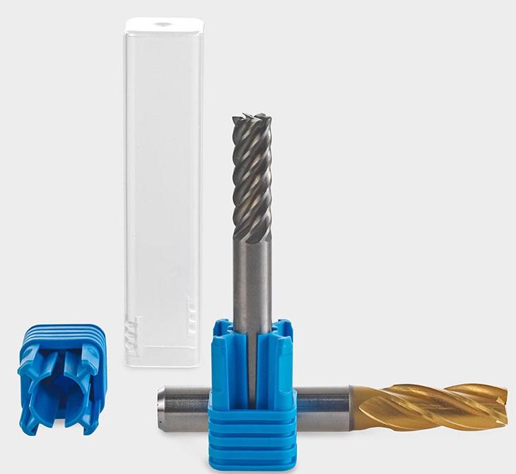 ROSE PLASTIC - Tube d'emballage plastique pour  fraises, outils à queue cylindrique et forets en carbure | TopPack