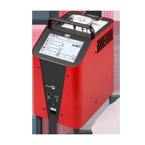 SIKA FRANCE Calibrateurs de température TP Premium TP3M165E.2i. et TP3M165E.2.2i
