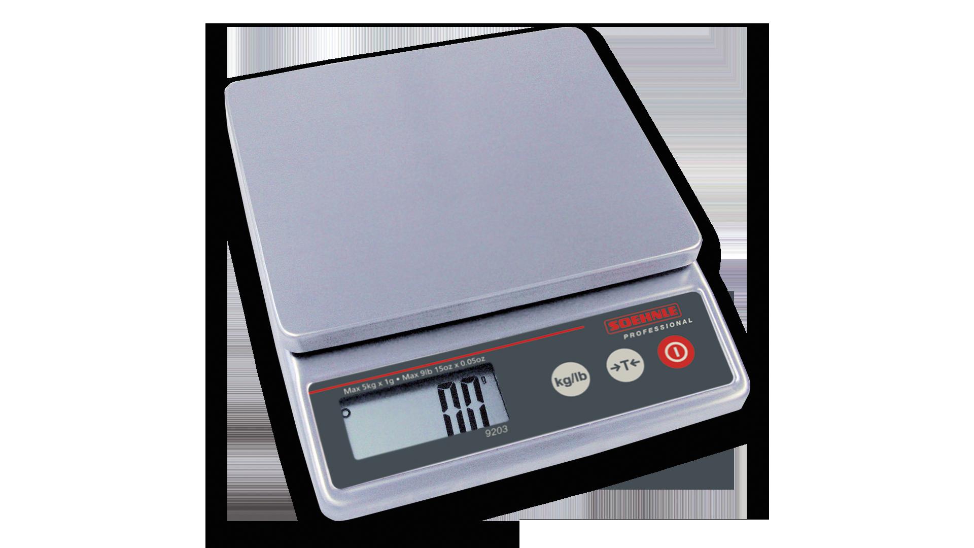 SOEHNLE INDUSTRIAL - Balances compactes 9202