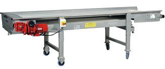 Table de tri à bande NS 3000/4000 mm
