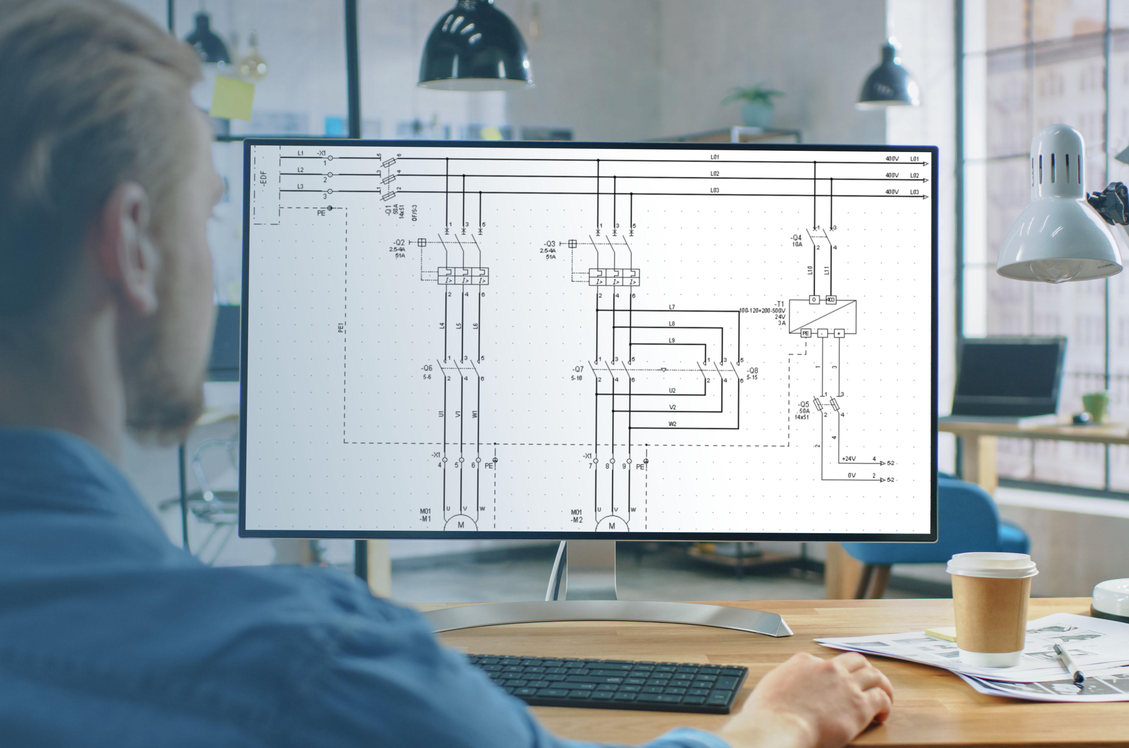 IGE+XAO SA -  Electrical Expert