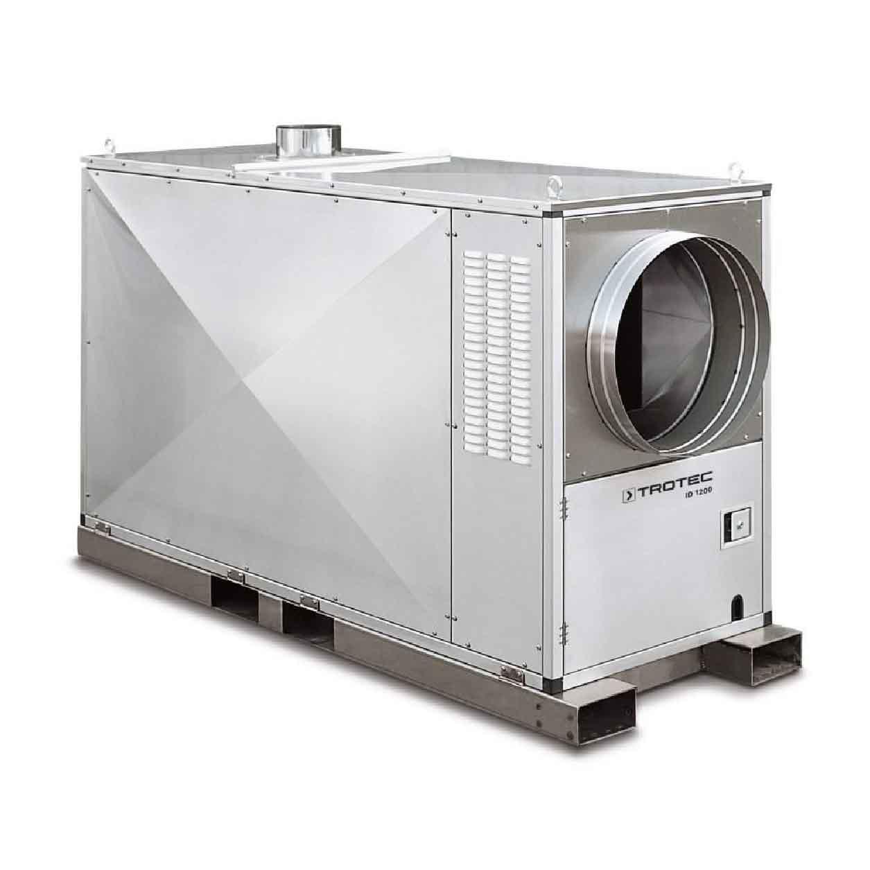 Centrale de chauffage au fioul ID 1200