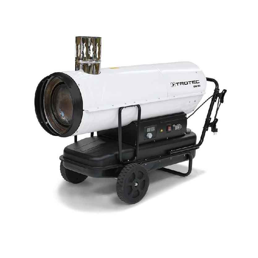 Canon a air chaud IDE 80