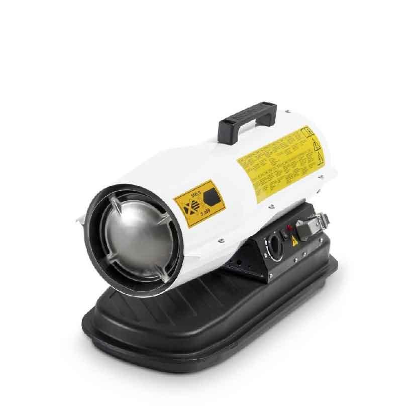 Canon a air chaud au fioul a combustion directe IDE 20 D