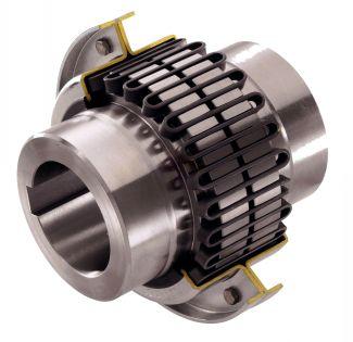 Accouplements flexibles à ressort, Accouplement anti vibration mécanique