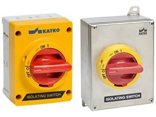 ENERGIE LEVAGE - Interrupteurs sectionneurs cadenassables en coffret