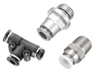 PREVOST - Raccord instantané / en polymère / pour air comprimé - CONEX et MicroCONEX
