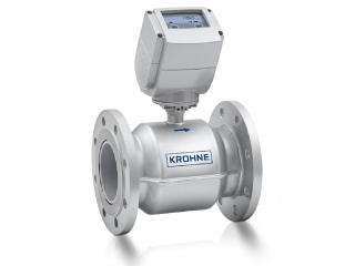 KROHNE - WATERFLUX 3070 - Compteur d'eau électromagnétique autonome.