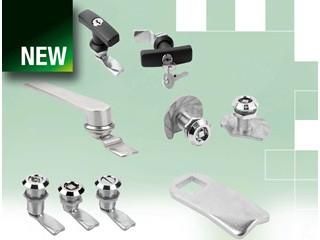 norelem - Nouvelle gamme verrous quart de tour - loquets rotatifs
