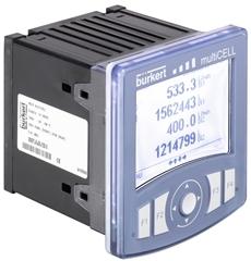 BURKERT - Transmetteur, Régulateur, Enregistreur Universel multiCELL type 8619
