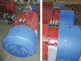 FOCQUET SA/NV - MB (Low Voltage – Moteur à bagues – rotor bobiné basse tension)