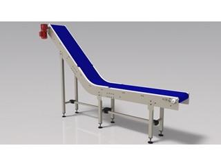 VULCA CONCEPT - Convoyeur à bande modulaire à 1 ou 2 inflexions