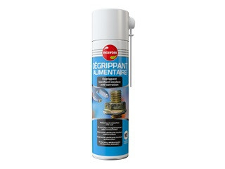 MOLYDAL - Dégrippant lubrifiant incolore anti-corrosion : DEGRIPPANT ALIMENTAIRE