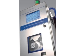 BERTHOLD FRANCE SAS - Balise aérosols mobile à filtre déroulant LB 9140