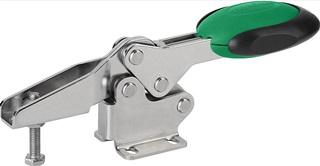 norelem - Sauterelle avec verrouillage de sécurité et broche de pression réglable