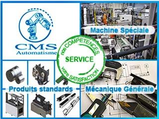 CMS Automatisme - Nos Pôles de Compétences